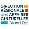 Logo direction régionale des affaires culturelles