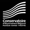Logo conservatoire à rayonnement régional